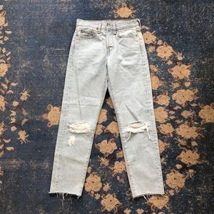 Levi's Wedgie Fit Jean 25